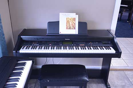used digital acoustic grand and vertical pianos the. Black Bedroom Furniture Sets. Home Design Ideas