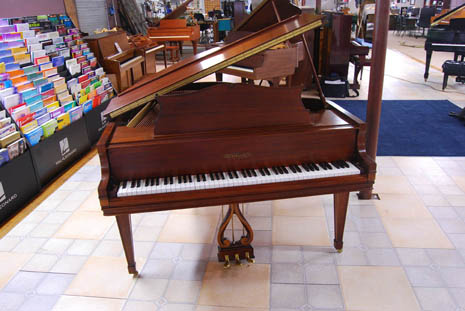 Used Digital Acoustic Grand And Vertical Pianos The